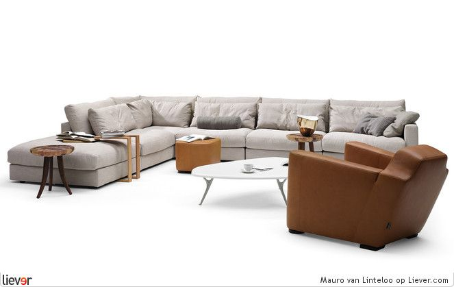 Linteloo Mauro - Linteloo sofas & tables - large photos & shops
