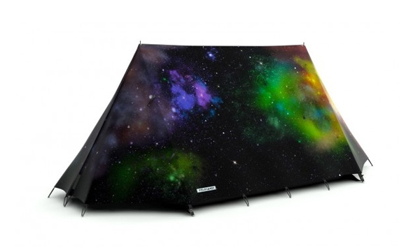 Spacious tent by Mark Grant, $786 from Field Candy