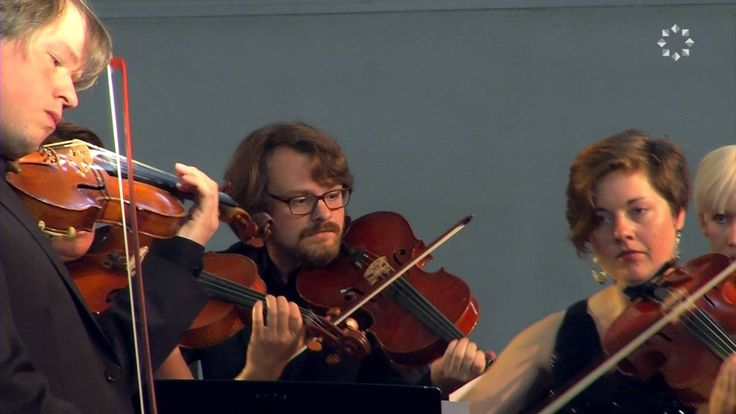 1st movement Allegro, from Spring, The four seasons, by Antonio Vivaldi. The Arctic Philharmonic Chamber Orchestra with leader and soloist Henning Kraggerud