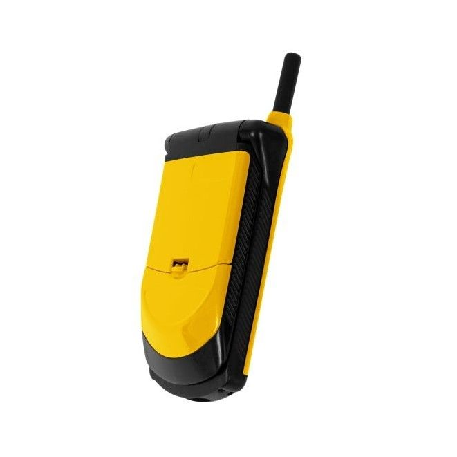 Motorola StarTAC - refurbished and refinished in cool colours