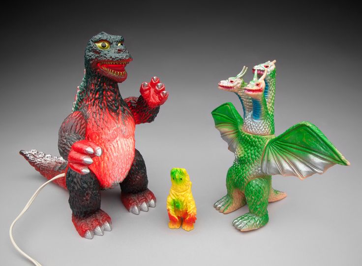 """Japanese Toys! From Kokeshi to Kaiju"""": Japanese toy exhibition at ..."""