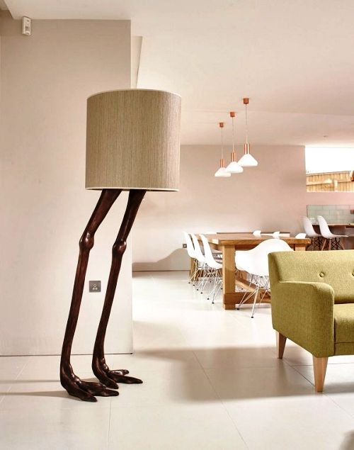 35 ausgefallene und moderne Stehlampen für Wohnräume mit Pfiff ...