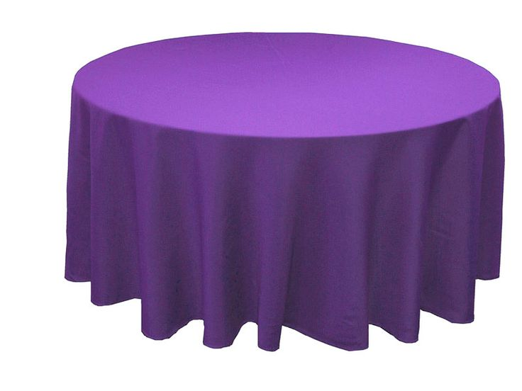 $8.49 purple tablecloth