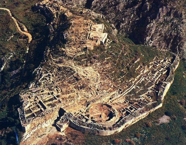 Troy Ruins