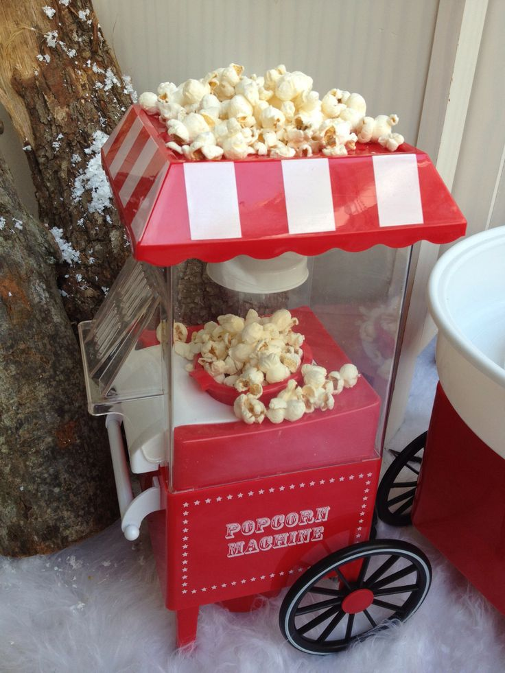Popcorn machine!!! www.nikolas-ker.gr