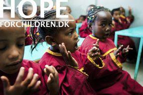 Vil du være med til at hjælpe gadebørn i Etiopien til et bedre liv?