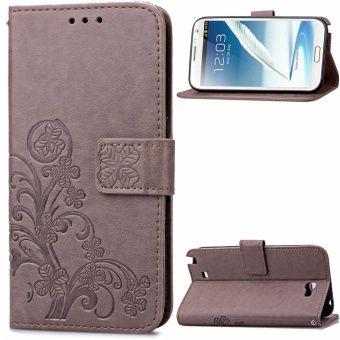 รีวิว สินค้า ลัคกี้โคลเวอร์โยนกระเป๋าสตางค์หนัง pu แม่เหล็กช่องเสียบการ์ดครอบเคสบูธสำหรับ Samsung Galaxy Note II 2 N7100 สีเทา ☪ ขายด่วน ลัคกี้โคลเวอร์โยนกระเป๋าสตางค์หนัง pu แม่เหล็กช่องเสียบการ์ดครอบเคสบูธสำหรับ Samsung Galaxy Note II  ส่วนลด | facebookลัคกี้โคลเวอร์โยนกระเป๋าสตางค์หนัง pu แม่เหล็กช่องเสียบการ์ดครอบเคสบูธสำหรับ Samsung Galaxy Note II 2 N7100 สีเทา  ข้อมูลเพิ่มเติม : http://product.animechat.us/o8Ith    คุณกำลังต้องการ ลัคกี้โคลเวอร์โยนกระเป๋าสตางค์หนัง pu…