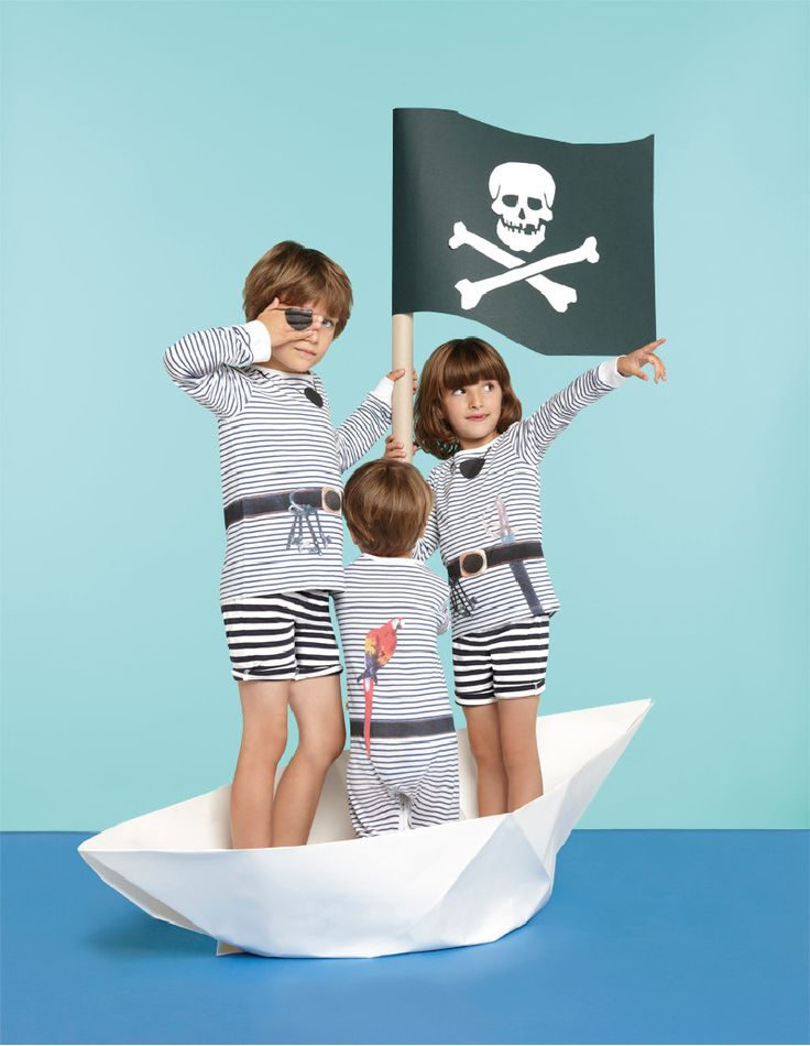 Stella McCartney Kids SS13 - Clare Walsh - Design & Art Direction