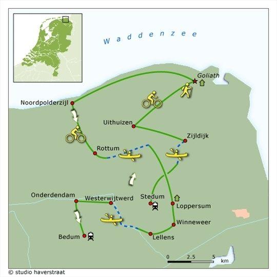 Ruige Route Hogeland