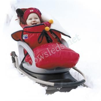 Baby sleds and sleighs > Snow Wonderland Baby Sled