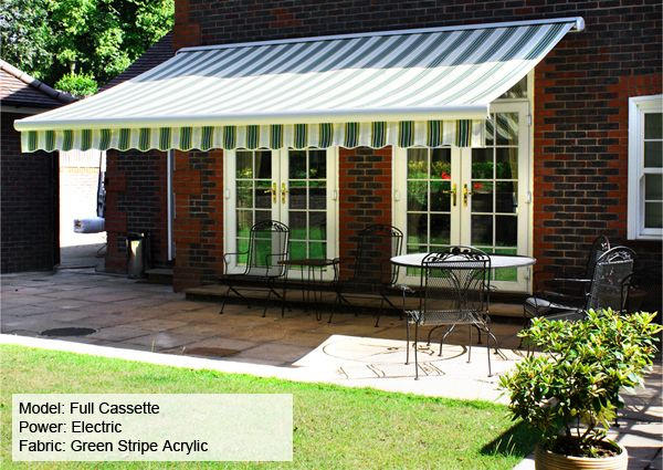 Luxury Awnings Patio Awnings Direct from