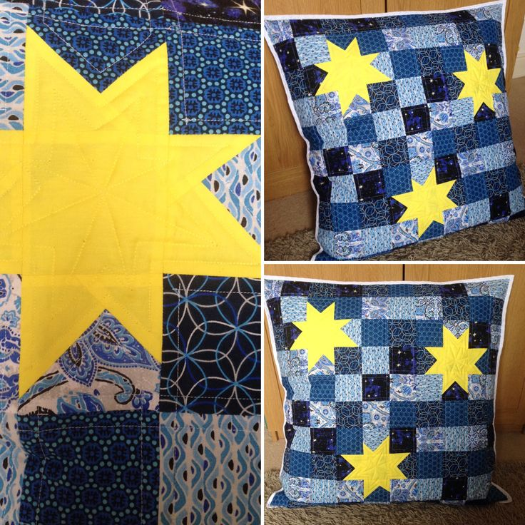 Starry Sky floor cushion