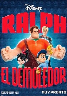 Ralph El Demoledor online latino 2012 VK