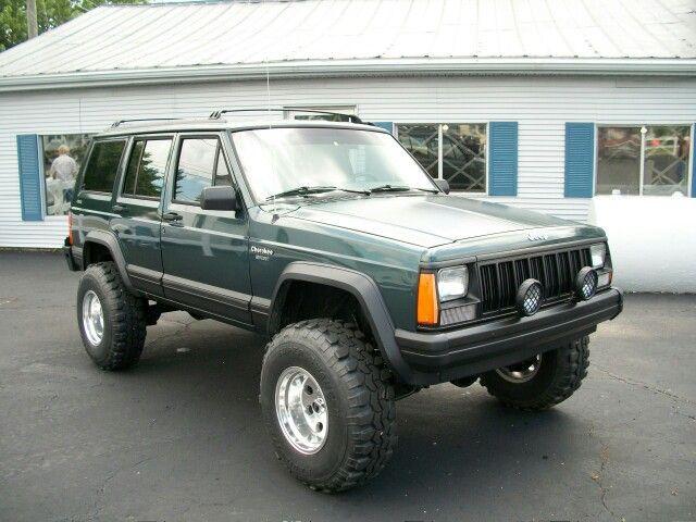 1994 Jeep Cherokee Sport