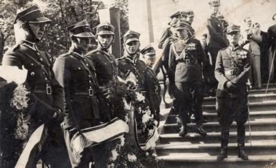 Otwarcie Sanktuarium Marszałka