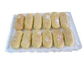 Bizcochos para celiacos, receta sin gluten