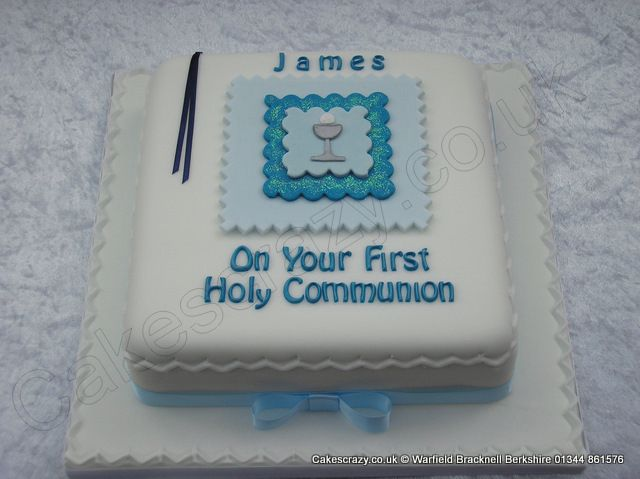 76 best images about communion cakes on Pinterest ...