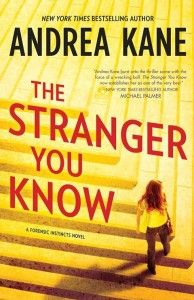 Looking for a good mystery? Check out The Stranger You Know by Andrea Kane. Thanks TLC!