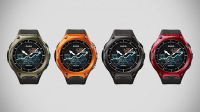 Casio is ready to compete with the big guys! #CES2016