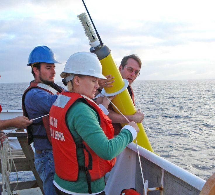 Klimaatonderzoekers moeten het over een lange periode doen met temperatuurmetingen vanaf schepen. Daardoor lijkt de stijging van de temperatuur van …