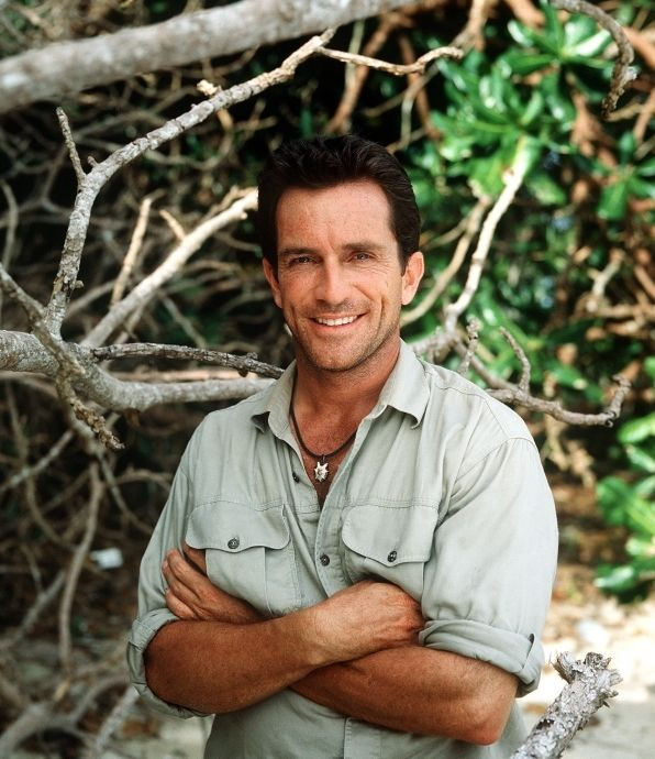 Why we Love Jeff: He's as handsome as when Survivor started.
