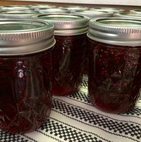 Raspberry Jalapeno Jelly Recipe