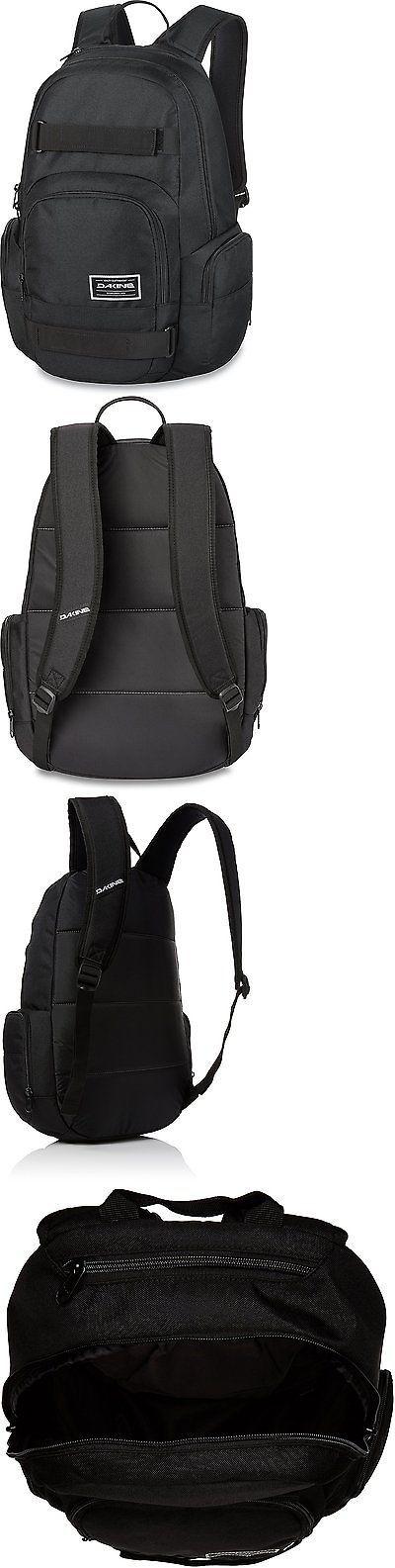 Other Skateboarding Clothing 159079: Dakine Atlas Backpack, Black, One Size 25 L -> BUY IT NOW ONLY: $47.36 on eBay!