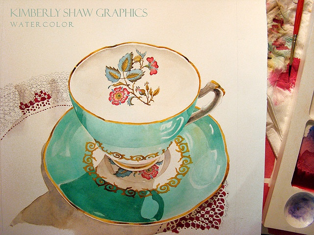 82 best Teacup Greeting Cards images on Pinterest ...