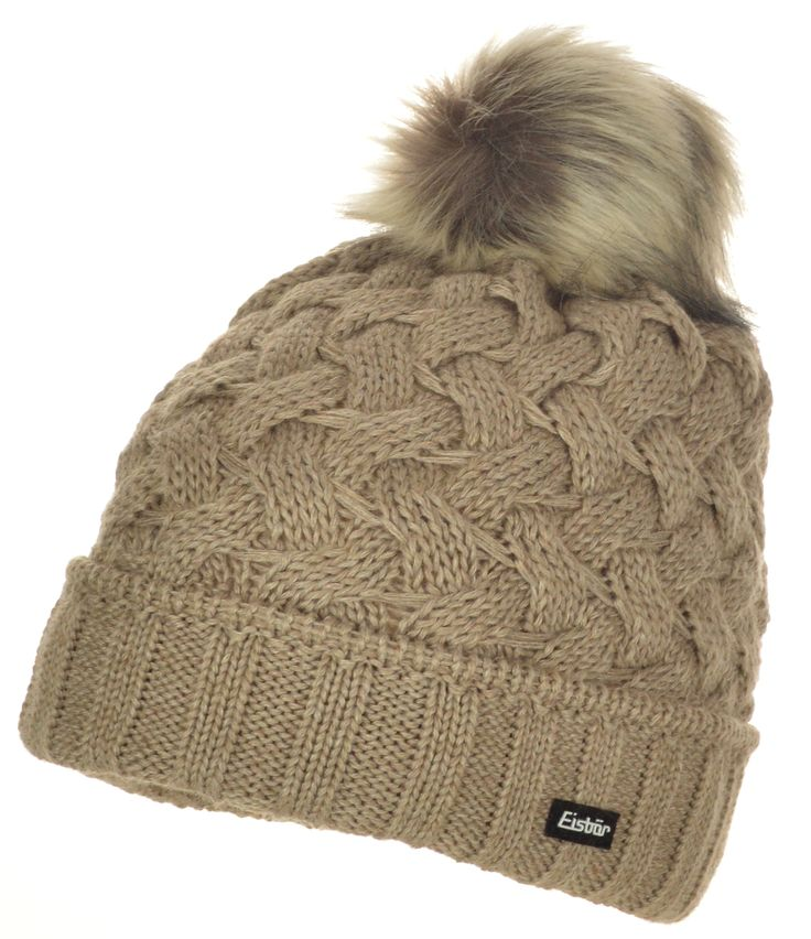 Alice Lux Eisbär Mütze. Perfekt für den Herbst und Winter.  Modebewusst und trendy durch die kalte Jahreszeit.  Bestellen Sie jetzt auf https://www.eisbaerhut.de/alice-lux-eisbaer-muetze/