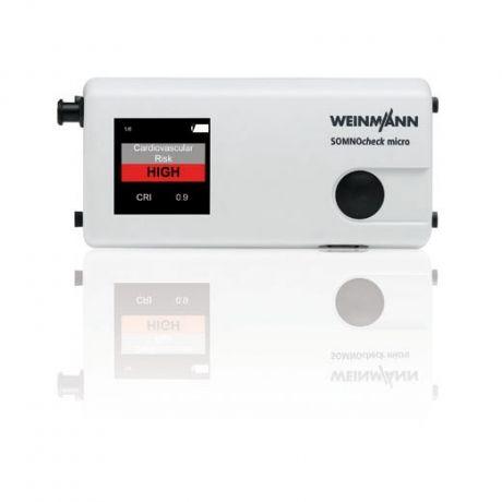 SOMNOcheck MicroCardio Weinmann. Proteza powietrzna, jest możliwa refundacja NFZ.