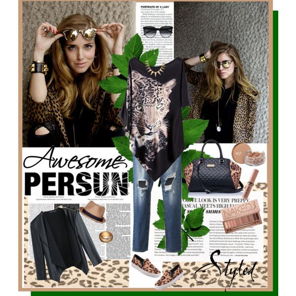 """Persun"" by ruza-b-s on Polyvore"