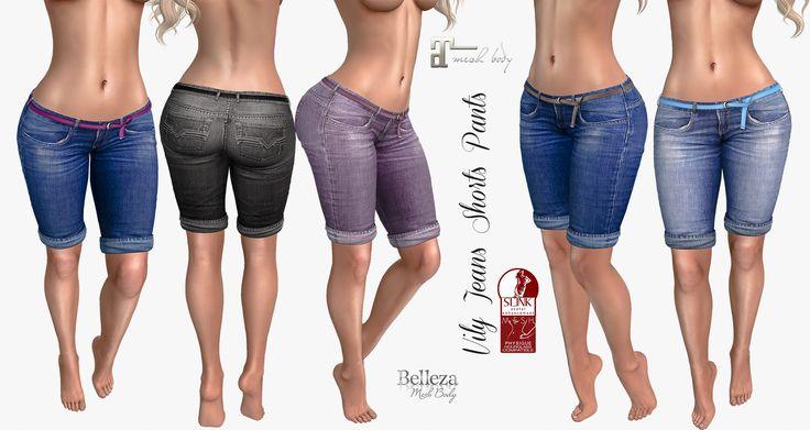 https://marketplace.secondlife.com/p/Vily-Jeans-Denim-Short-Pants-MESH-Maitreya-Lara-Slink-Physique-Hourglass-Belleza-Freya-Isis-Venus-HUD/12040100
