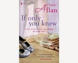 'If Only You Knew' by Claire Allan - Review & Giveaway