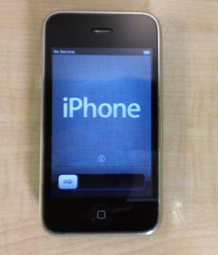 Apple iPhone 3GS 16GB Black (AT&T) Smartphone A1303 Tested Working Good Cond | eBay
