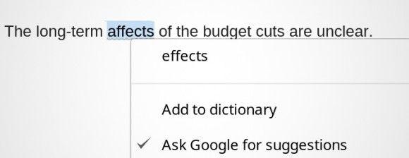 ONE: Nueva versión de Google Chrome para PC trae mejoras al corrector ortográfico