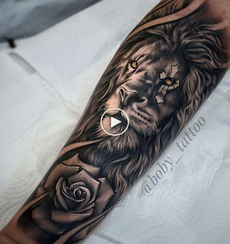 Pin By Sleeve Tattoos By Wendy Fore On Sleeve Tattoos Lion Tattoo Sleeves Lion Head Tattoos Lion Forearm Tattoos
