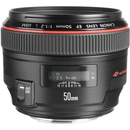 Canon 50mm 1.2