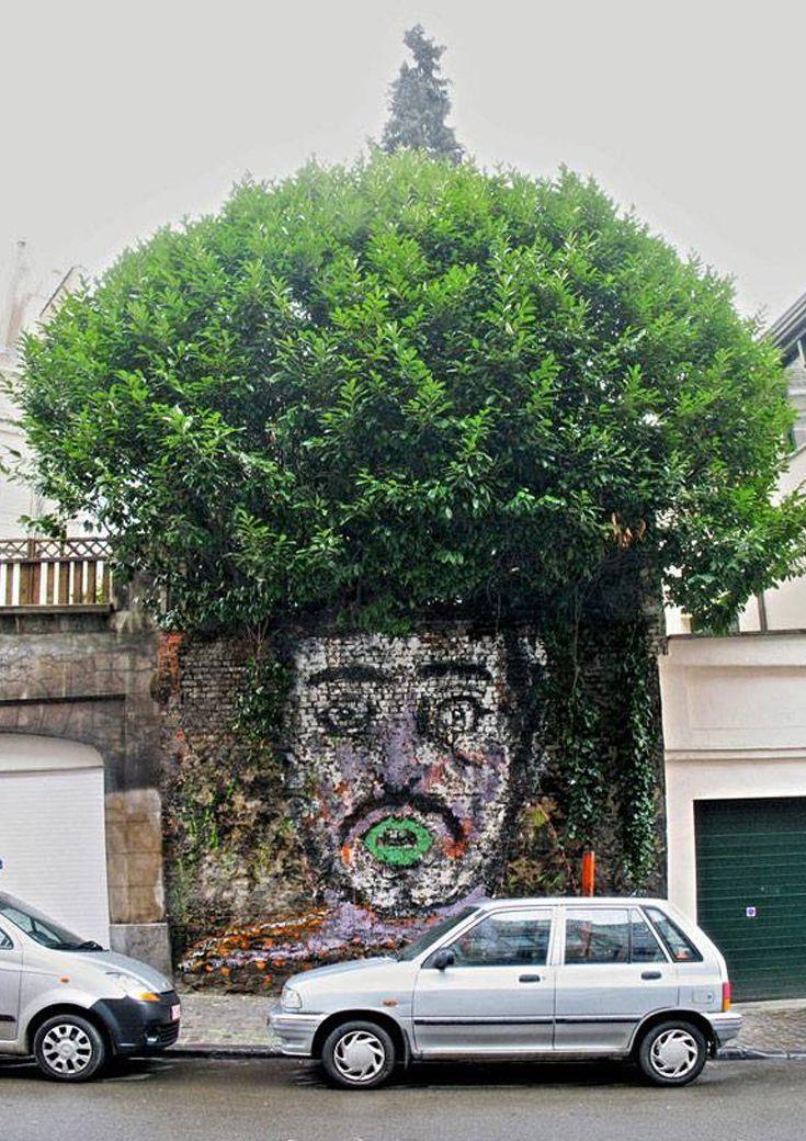 l'arte che interagisce con la natura http://restreet.altervista.org/la-collaborazione-tra-arte-e-natura-piu-creare-qualcosa-di-veramente-unico/