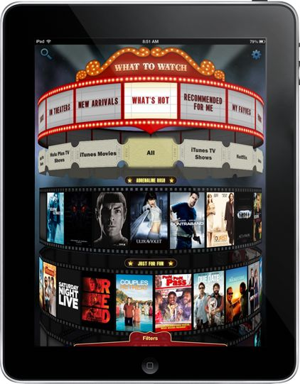 Paul Allen's personal media browsing tool is now an iPad app for the rest of us) http://www.geekwire.com/2012/paul-allens-ipad-app-fayve-finds-favorite-movie-tv-show/