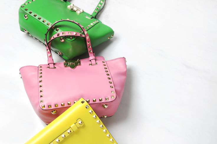 Valentino Rockstud collection availbale at FORZIERI.COM