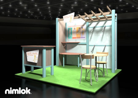 17 best images about trade show booth ideas on pinterest for Clothing display ideas for craft shows
