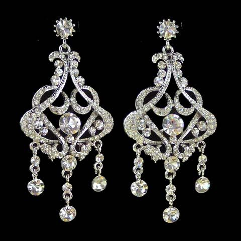 21 Best Images About Chandelier Earrings On Pinterest
