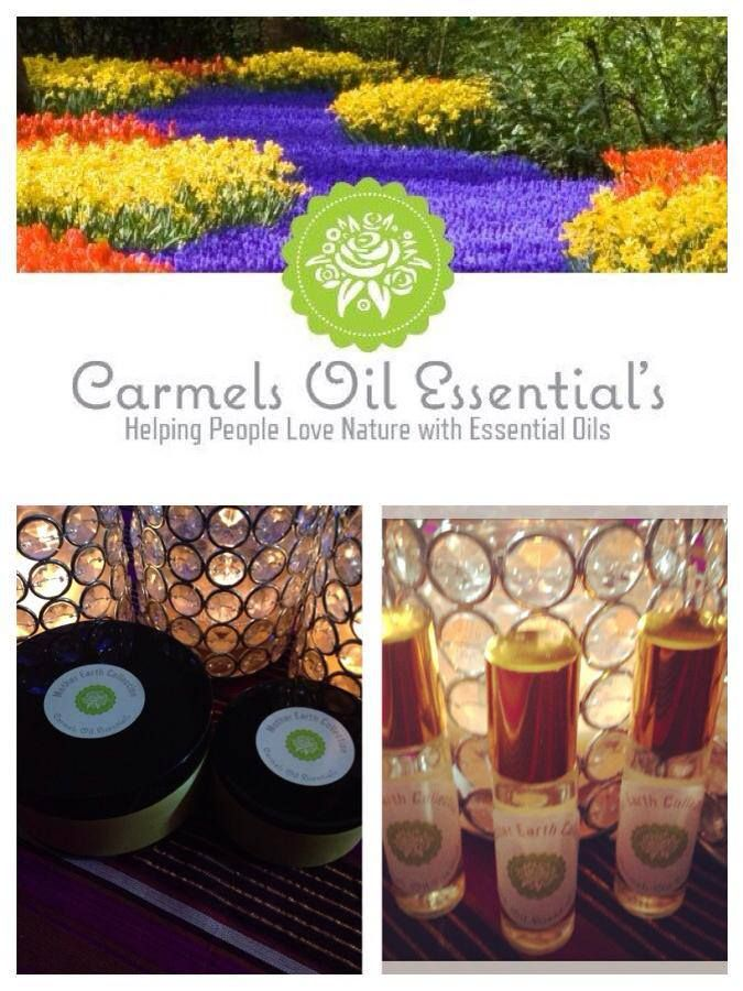 Products @ Carmels Oil Essentials