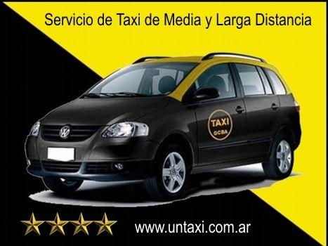 Taxi en Buenos Aires Servicios mediante Reservas Anticipadas:  www.untaxi.com.ar