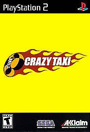 Crazy Taxi Greatest Hits (Sony PlayStation 2, 2002)