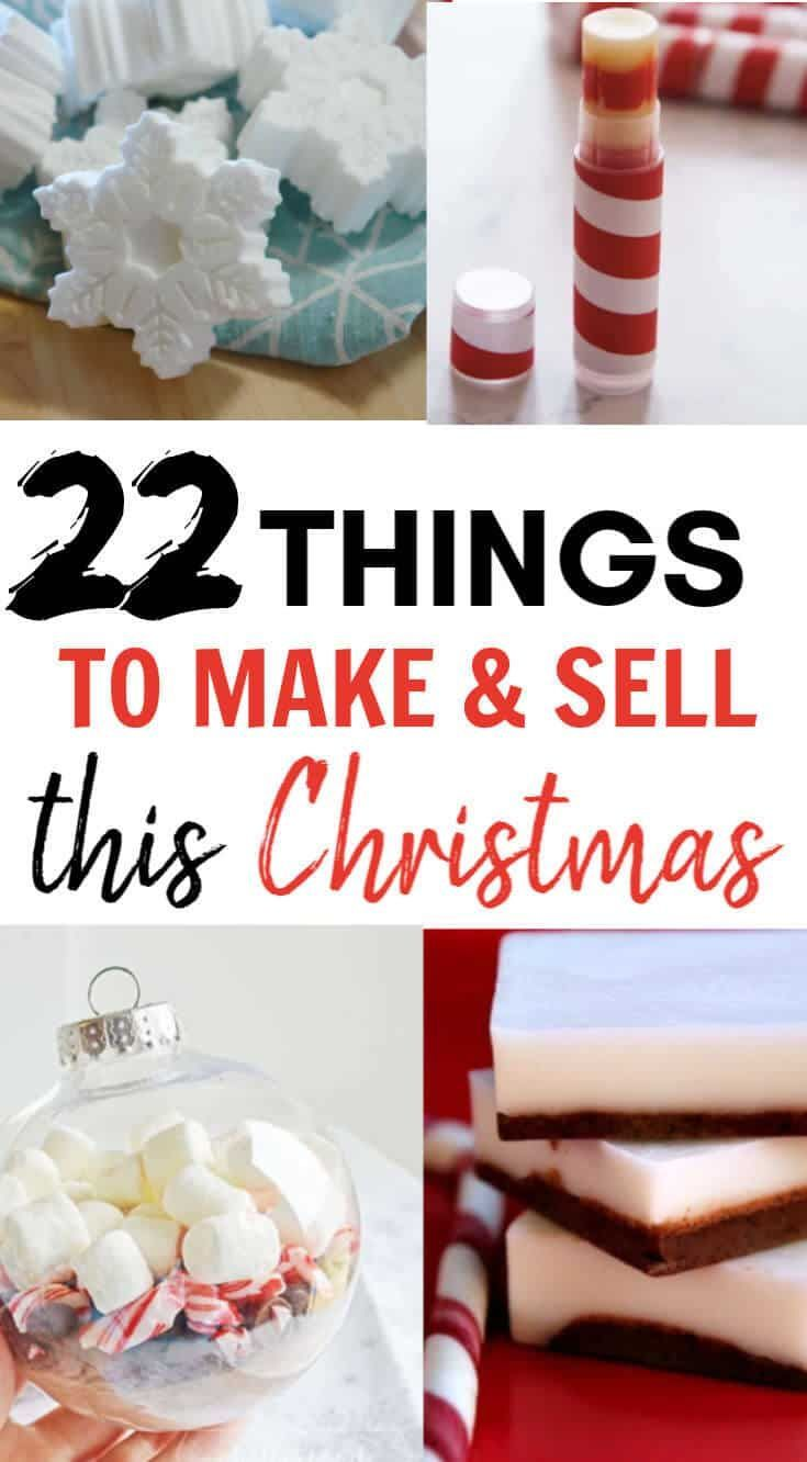 Easy Things To Make And Sell From Home This Work From Home Life Easy Christmas Diy Christmas Gift You Can Make Christmas Crafts To Sell