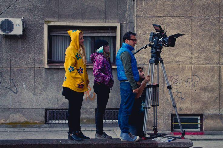 Film Making Bogdan Mosorescu