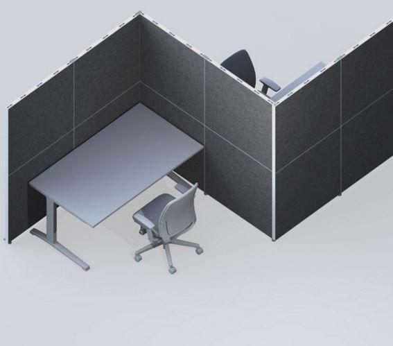 10 besten akustische trennwand bilder auf pinterest. Black Bedroom Furniture Sets. Home Design Ideas