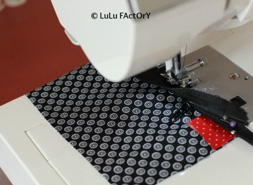 Plus de 1000 id es propos de sacs trousse pochette sur pinterest sac en jean poche zipp e - Comment reparer fermeture eclair ...