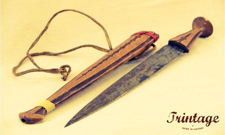 Um artefacto lindo e perigoso, oriundo de uma tribo africana. Uma peça cheia de histórias para contar…